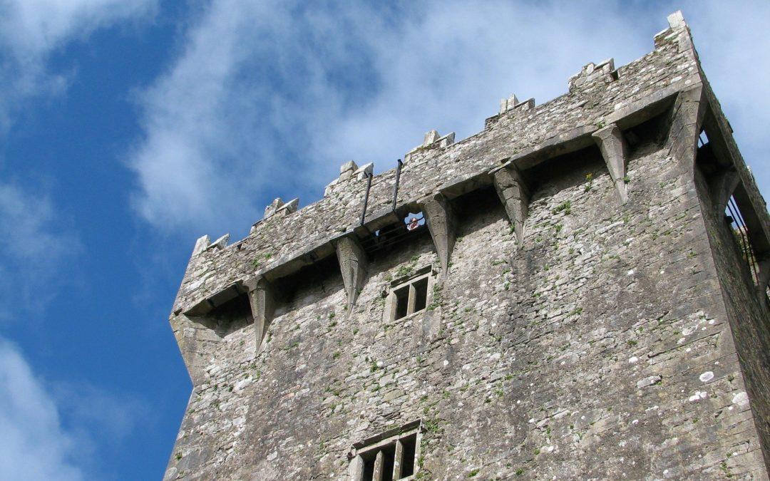 Oh! Blarney Stone!